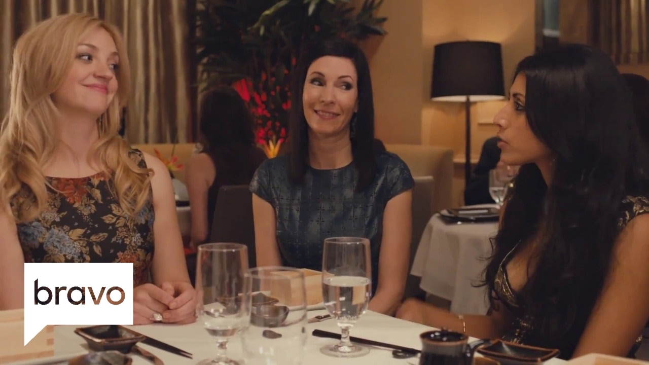 Download Odd Mom Out: Jill Calls Vanessa to Vent During Dinner | Bravo