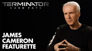 terminator dark fate james cameron featurette 2019 paramount pictures