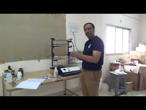 kjeldahl method of nitrogen analysis  by srinag