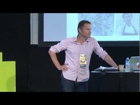 Claus Meyer - The Nordic Food Revolution