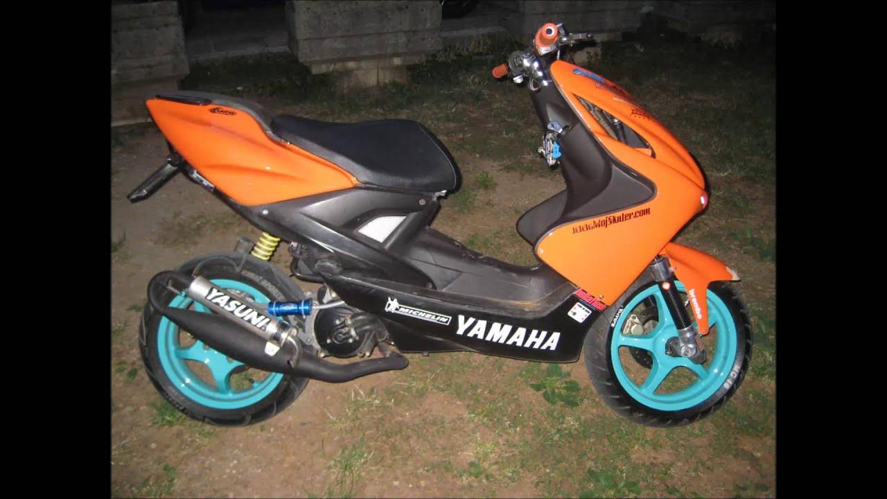 Yamaha Aerox Tuning Project