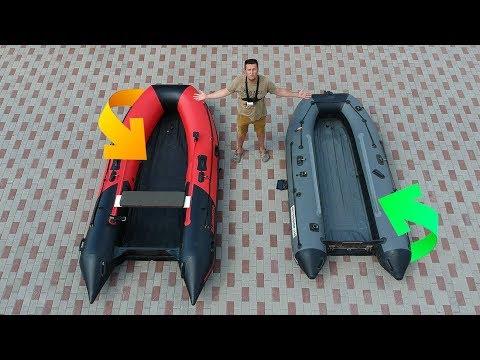 Почему Гладиатор?! ⚓ Гладиатор 380 или Группер 330 (380) - сравнение лодок
