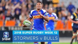 HIGHLIGHTS: 2018 Super Rugby Week 12: Stormers V Bulls