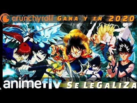 El anime legal e ilegal y su industria, Anime FLV se legaliza