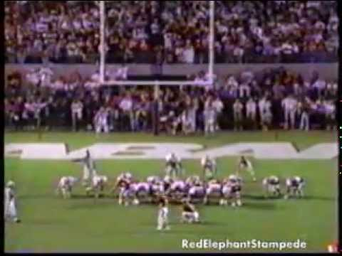 "1994 Alabama vs Georgia: ""Showdown In T-Town"""
