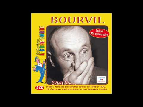 Bourvil - Interview (1951)