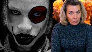 Реакция МАМЫ на Denzel Curry - CLOUT COBAIN