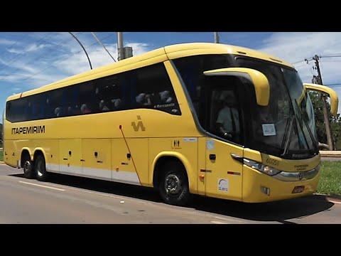 Movimentação de ônibus em Planaltina-DF dos dias 18 e 21/12/2019.