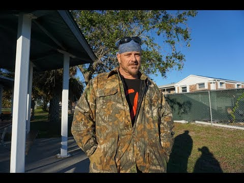Homeless in Titusville, Florida