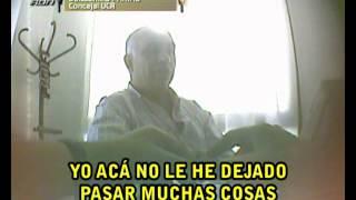 TOMAS MENDEZ |  Concejal Farías: