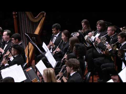 UNT Wind Ensemble: David Lovrien's Minor Alterations
