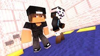Minecraft: ESTAMOS PRESOS EM UM QUARTO : SCAPE THE ROOM #1