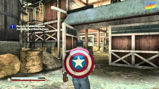 Video Análisis: Captain America [HD]