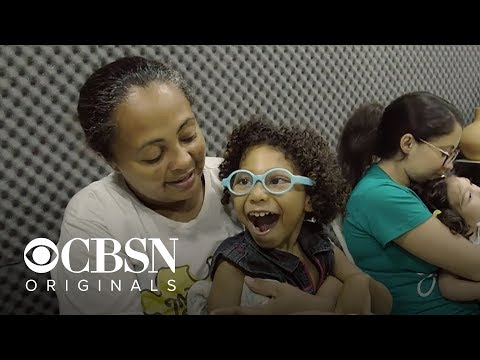 How therapy helps children born during the Zika crisis