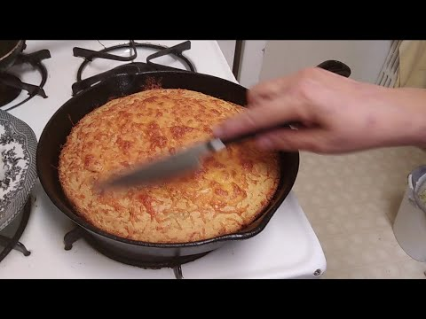 How to make Mexican Cornbread