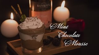 Cook. Eat. Love. | Mint Chocolate Mousse