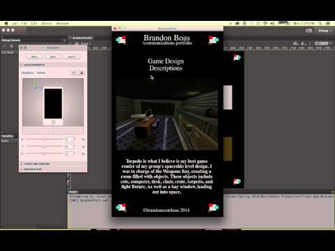 Adobe Flash CC: Basic Actions and Code Snippets