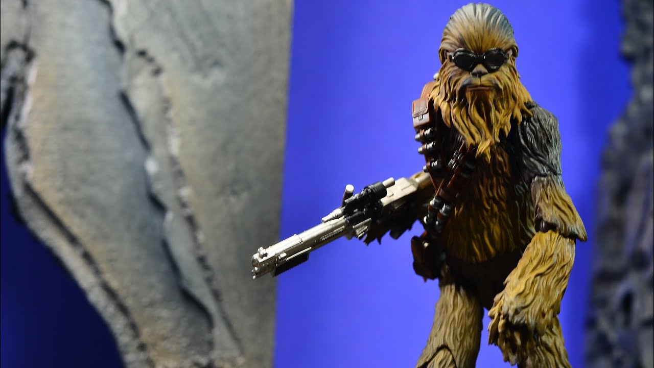 Figuarts Star Wars Solo Movie Chewbacca Action Figure In Stock S.H