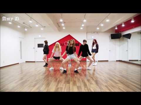 GFRIEND 'Fingertip' Mirrored Dance Practice