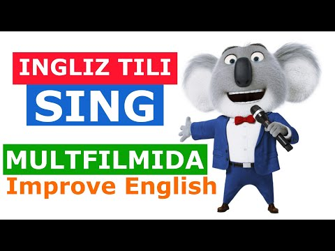INGLIZ TILINI SING SONG MULTFILMI ORQALI O'RGANING! PRE-INTERMEDIATE I INTERMEDIATE