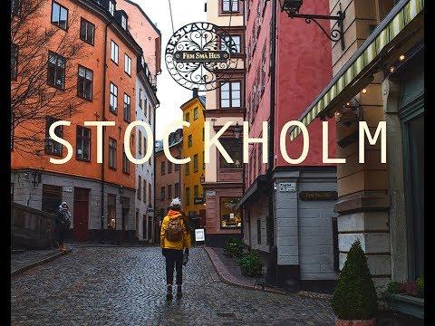 STOCKHOLM - Sweden ⎜Travel Video ⎜2018