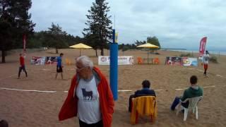 Финал в хард-лиге. 28.05.2016. Открытое первенство Курортного района по пляжному волейболу.