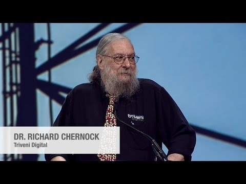 Award recognition for Rich Chernock
