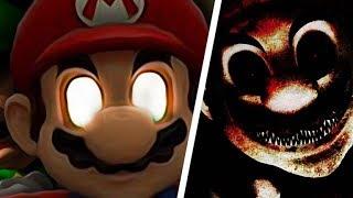 Mario.EXE!!! - WTF!! 😱😰😭 - the scary elevator - Roblox - alberto 391