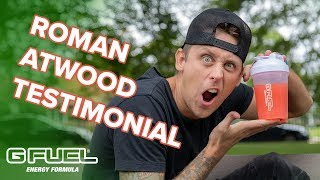 Roman Atwood G FUEL Review