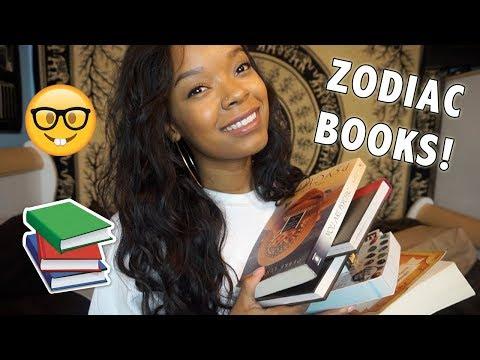 My Favourite Zodiac/Spiritual Books! | #7DOZ