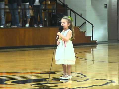 Image result for singing national anthem basketball