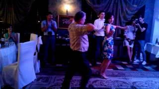 20140829 Танцы на свадьбе Аркадия