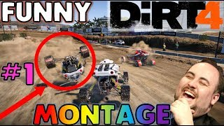 DiRT 4 FUNNY MONTAGE #1