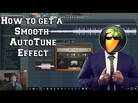 how to autotune fruity loops