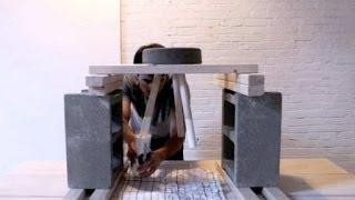 Как своими руками сделать стул для дачи.