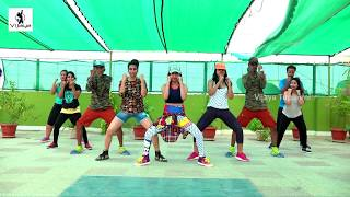 Zumba Workout On How Bad Do You Want It | Zumba Fitness Video | Choreographed By Vijaya Tupurani