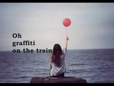 Stereophonics - Graffiti on the Train (lyrics + liveversion)