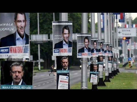الكرواتيون يصوتون في انتخابات تشريعية تشهد منافسة حادة في ظل كورونا…  - 10:58-2020 / 7 / 5