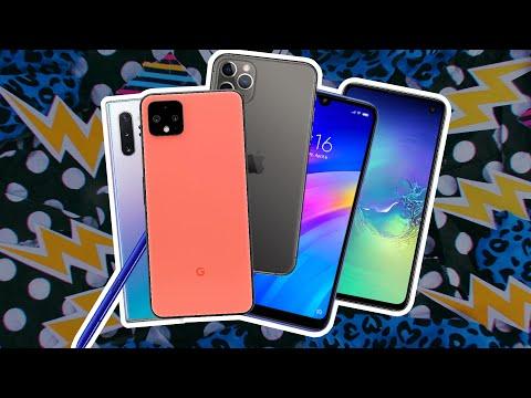 ТОП 5 лучших смартфонов 2019 которые можно смело купить.