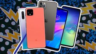 ТОП 5 Лучших Смартфонов 2019 Которые можно Смело Купить. Выбрать Смартфон Samsung Galaxy