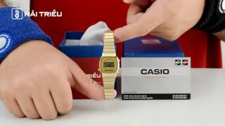 Review Casio - LA670WGA-9DF [Đồng Hồ Hải Triều]