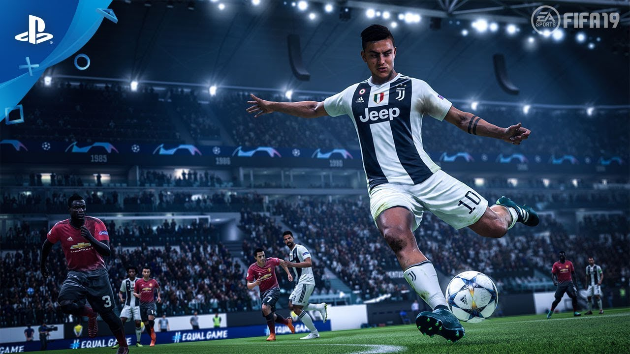 Fifa 19 New Gameplay Features Timed Finishing Trailer Ps4 Youtube