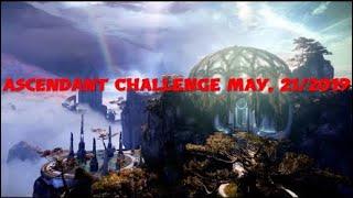 Destiny 2 - Ascendant Challenge: May, 21, 2019