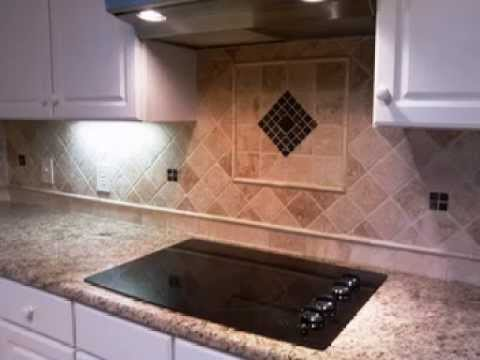Charlotte Granite Countertops GIALLO ORNAMENTAL On White Cabinets 1 4 12