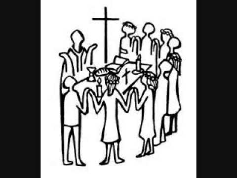 CATHOLIC MASS SONG - NOW AS WE GATHER by JV