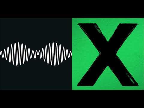 Arctic Monkeys/Ed Sheeran - Arabella/Don't Mashup