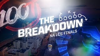 The Breakdown with Zirene: How Team Liquid Went from Cursed to 1st (NA LCS Finals)