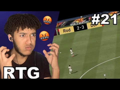 YOU WONT BELIEVE HOW WE LOST THIS GAME!! (Road To Glory)(Fifa 21 Ultimate Team) |