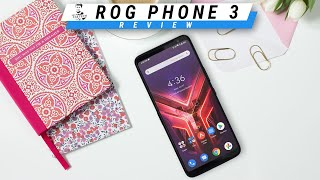ROG Phone 3 is WOW if you can look past these issues...