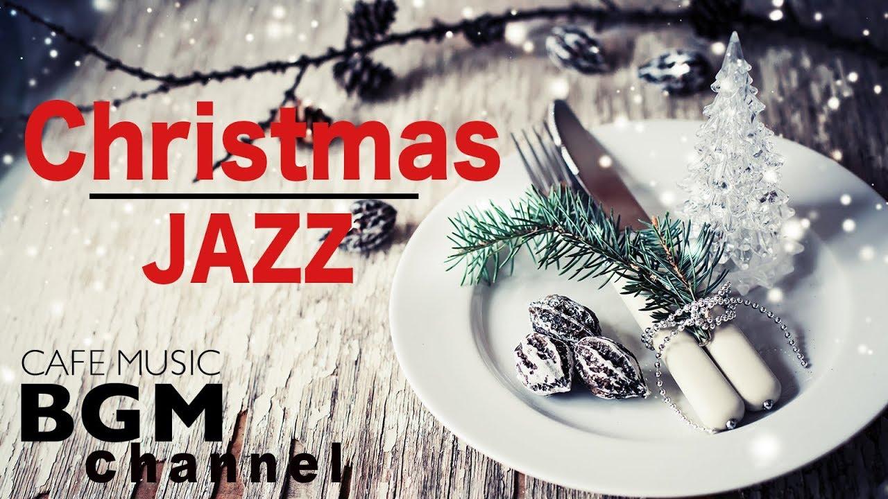 ❄️Christmas Jazz Music — Relaxing Jazz Music — Happy Christmas Music